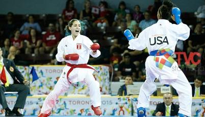 Tope selectivo de karate se disputará el 28 de enero en la Videna