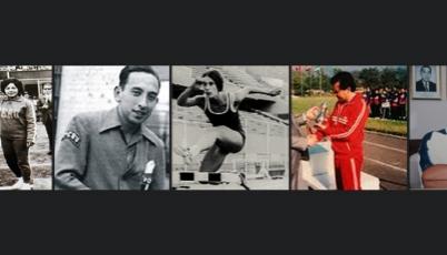 Ellos son los atletas peruanos que han obtenido medalla de oro en los Panamericanos