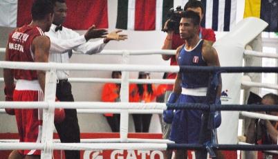Boxeador Luis Miranda listo para clasificar a Toronto en Pre-Panamericano de México
