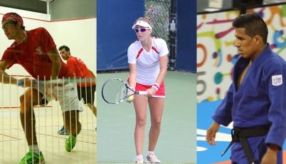 Team Perú en Toronto 2015: Resultados del día de ayer sábado