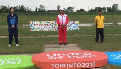 Sepa qué dijo Francisco Boza tras conseguir la primera medalla de oro para el Team Perú en Toronto