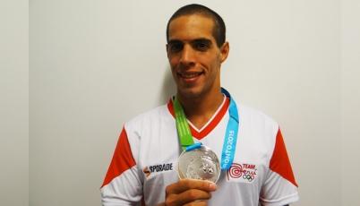 Mauricio Fiol: Competí a la par con el segundo mejor del mundo