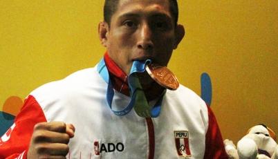Luchador Mario Molina consigue la sexta medalla en los Panamericanos 2015