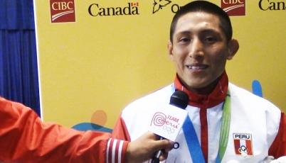 """Mario Molina:  """"La táctica con mi entrenador en Toronto dio resultado"""""""