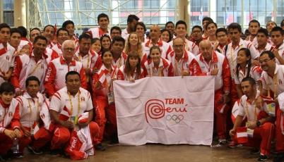 Así vivió el Team Perú la clausura de los Panamericanos Toronto 2015