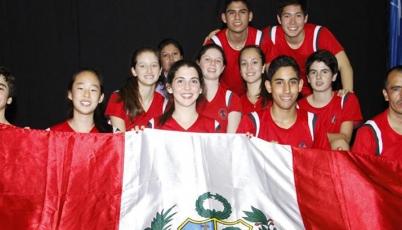 Team Perú Juvenil de Bádminton logró el podio en el Panamericano