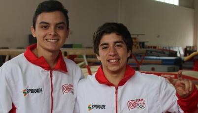 Team Perú de Gimnasia va por el podio a la Copa del Mundo en Croacia