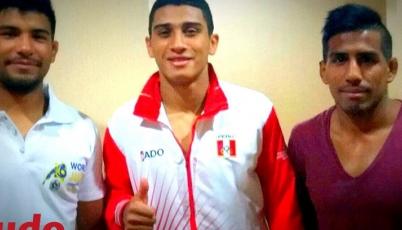 Team Perú de Judo va por la hazaña al Mundial en Kazajistán