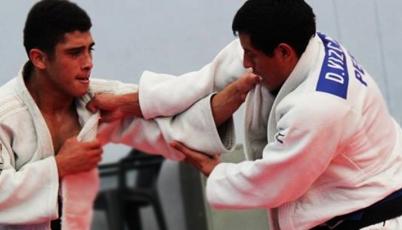 Judoca Jesús Gavidia cumplió una gran actuación en el Mundial
