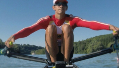 Renzo León competirá este miércoles en 'cuartos' del Mundial de Remo