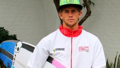 Miguel Tudela avanzó en primer lugar a la segunda ronda del SATA Azores Pro en Portugal