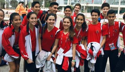 Team Perú Juvenil de Bádminton cumplió destacada participación en Mundial