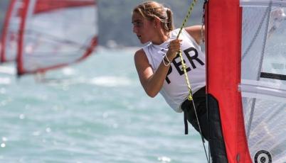 María Belén Bazo: Voy a estar en mi cancha, por eso apunto al podio