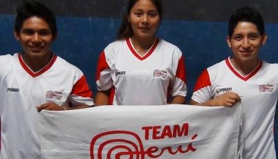 Team Perú de Pesas se encuentra en base de entrenamiento en Bulgaria