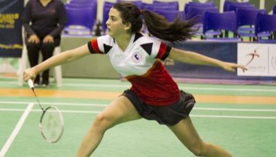 Badmintonista Daniela Macías vence en primer encuentro en el MBBC USA International 2016
