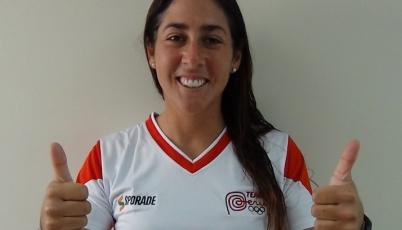 Paloma Schmidt: Lloré cuando supe que había ganado un cupo para Río 2016