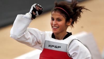 Taekwondista Julissa Diez Canseco conquistó la medalla de bronce en el Open de Canadá 2016