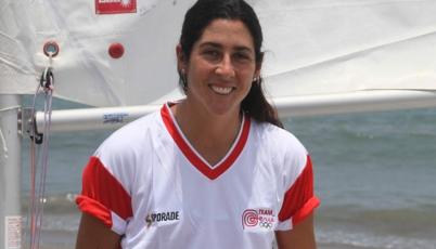 Velerista Paloma Schmidt competirá en sus terceros Juegos Olímpicos