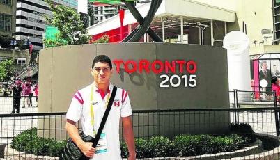 Jesús Gavidia: Apunto a estar en el podio del Open Panamericano de Judo