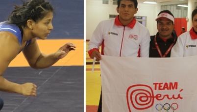 Cronograma de competencia del Team Perú de Lucha en el preolímpico de Estados Unidos
