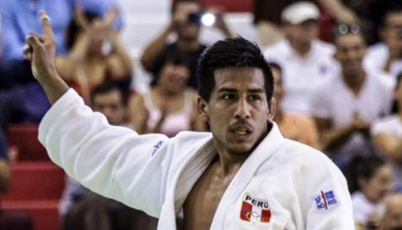Judoca Juan Miguel Postigos conquistó la presea de plata en el Open Panamericano Lima 2016