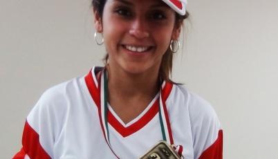 Julissa Diez Canseco: Apunto a una medalla en los Juegos Olímpicos de Río 2016