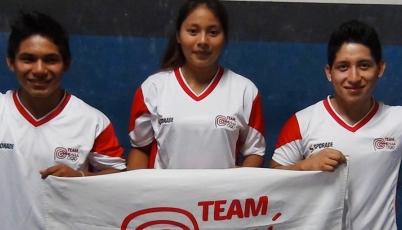 Team Perú de Pesas listo para lograr el podio en el Sudamericano de Río de Janeiro