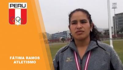 Fátima Ramos (Atletismo)