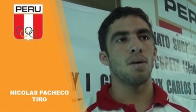 Pacheco espera tener su revancha en Lima 2019 camino a Tokio 2020